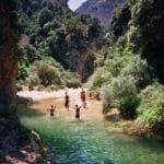 water strand natuurpark