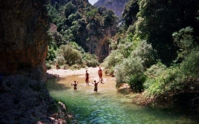 Natuurlijk pretpark: Sierra de Guara