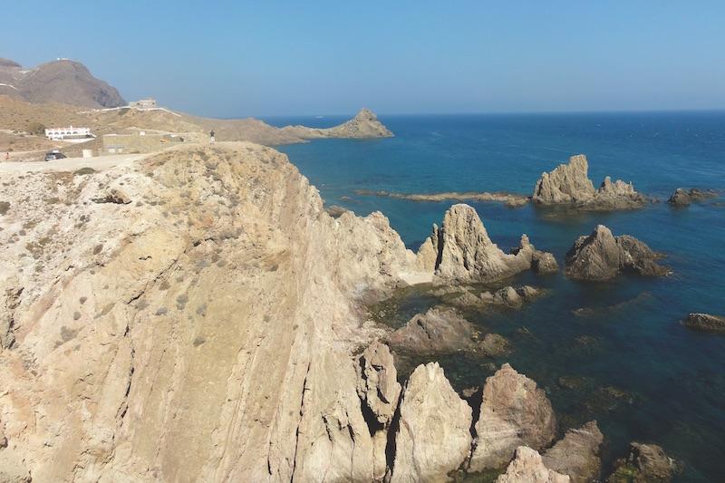 Cabo de Gata: wandelen waar tijd niet bestaat