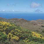 kust van eiland El Hierro Canarische Eilanden