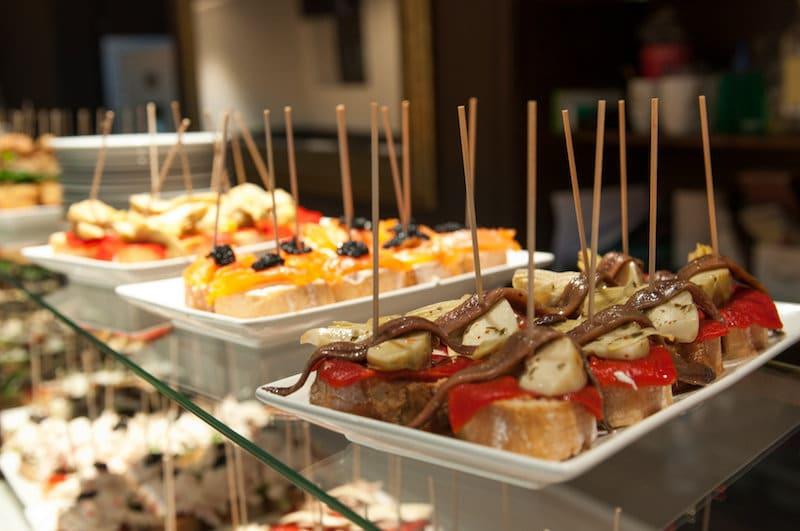 Annemart tipt: 'In Bilbao is het altijd etenstijd'