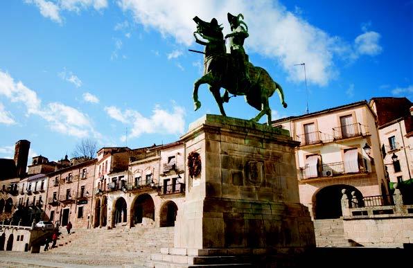 Extremadura: al eeuwen onveranderd