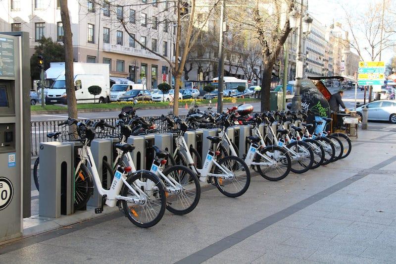 Madrid & Barcelona 'intelligente' steden