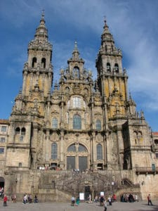 Kathedraal Santiago de Compostela