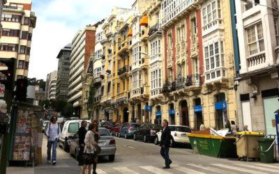 La Coruña: strandstad met flair