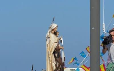 Nathalie tipt: Las Fiestas del Carmen in Luanco
