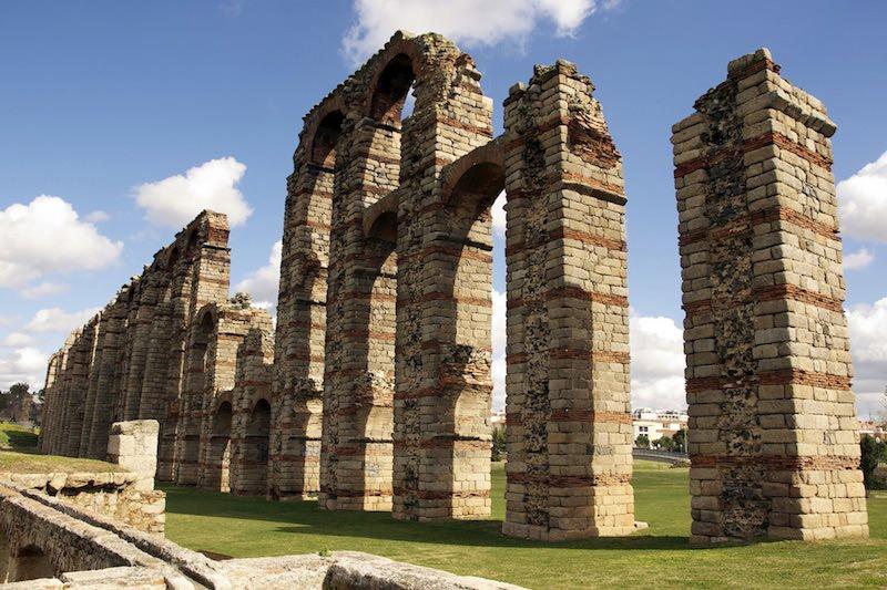 Cintha tipt: Mérida in Extremadura