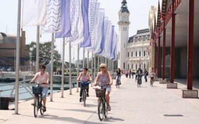 Fleur tipt: Fietsen in Valencia is een must!
