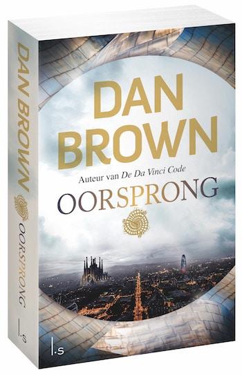 Nieuwe thriller Dan Brown speelt zich af in Spanje