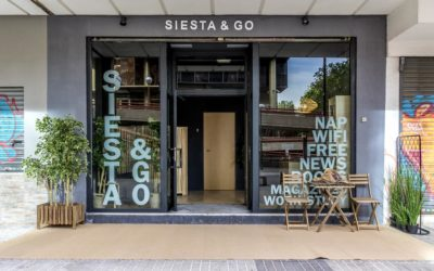 Siesta and Go: hier doe je een middagdutje in Madrid