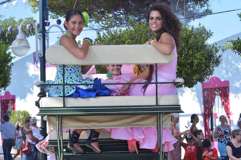 Else tipt: Feria de Málaga