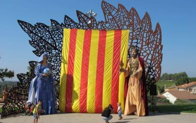 La Diada: nationale feestdag van Catalonië