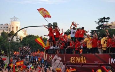 Waarom het Spaanse volkslied geen tekst heeft
