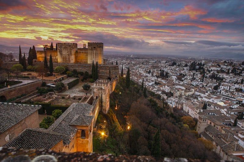 Bezoek het Alhambra in Granada (tickets, info en tips)