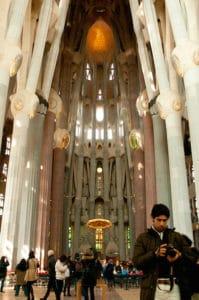Breng een bezoek aan de Sagrada Familia Barcelona