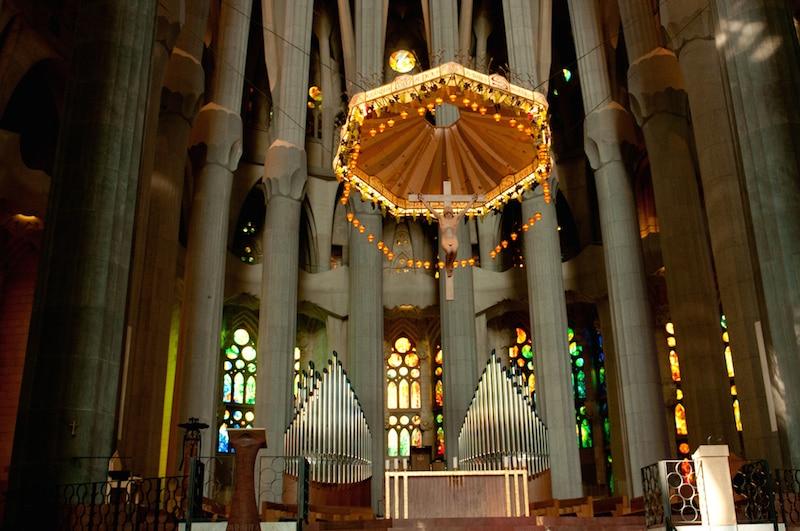 Bezoek de Sagrada Familia in Barcelona tickets