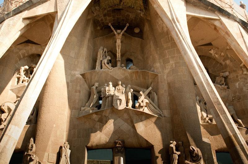 Bezoek de Sagrada Familia Barcelona online kaartjes kopen