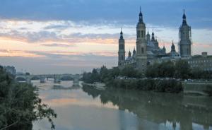 Feesten Virgen del Pilar Zaragoza 12 oktober