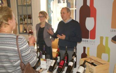 Grote Spaanse wijnproeverij