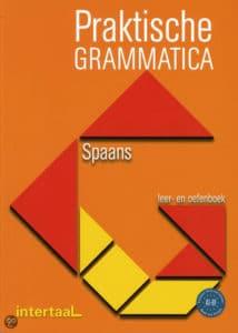 Cover Praktische grammatica Spaans