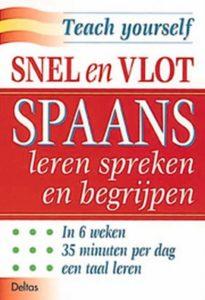 Cover Snel en vlot Spaans leren