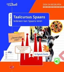 Cover Van Dale taalcursus Spaans beeld