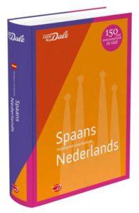 woordenboek Spaans cover Van Dale