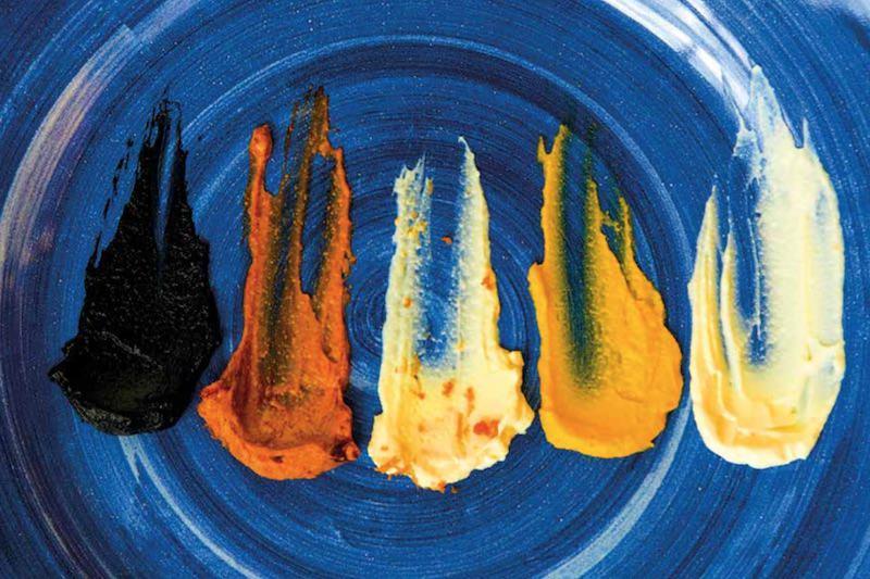 13 x alioli (en win een Spaans kookboek!)