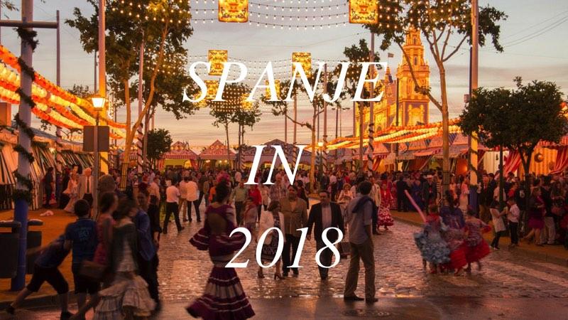 Spanje in 2018