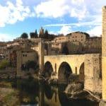 Besalú, een van de mooiste dorpen van Spanje