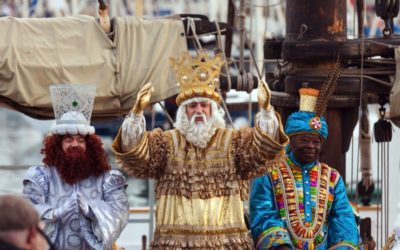 Driekoningen op z'n Spaans: Los Reyes Magos