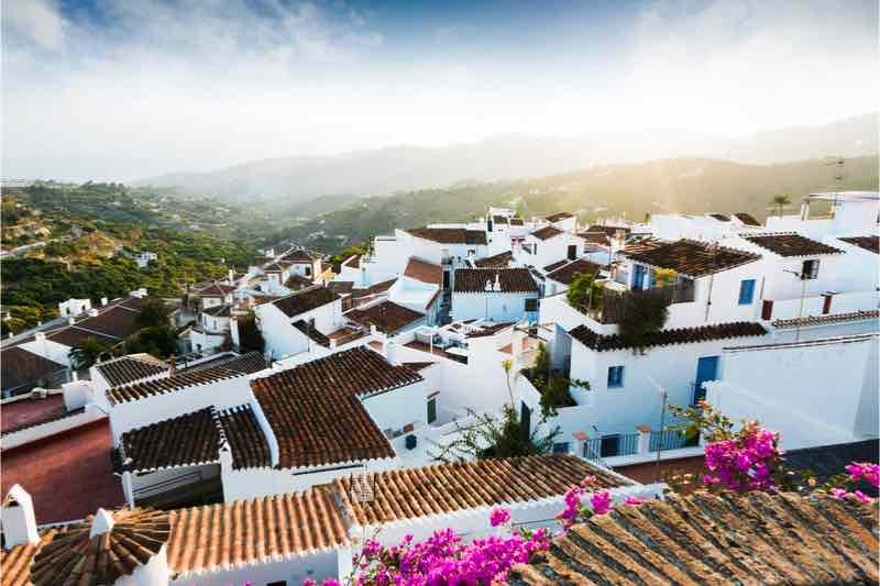 dorp marinaleda in andalusie