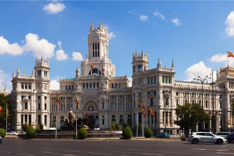 De pioniers van de rockmuziek in Madrid