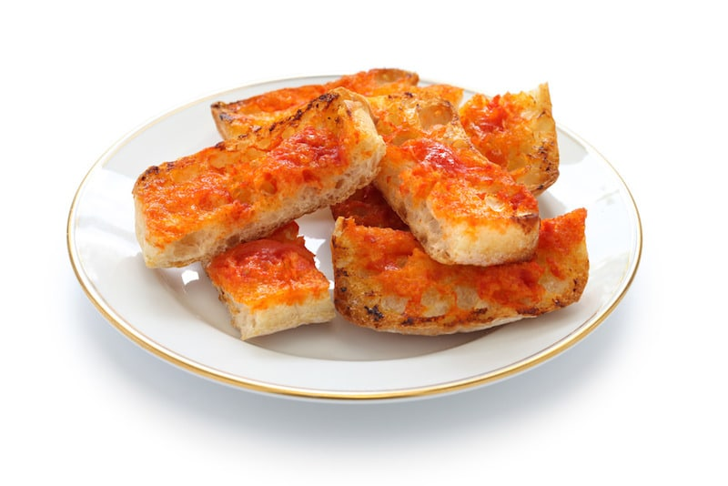 Spaans recept: Pan con tomate
