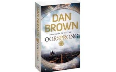 Boekrecensie 'Origin' van Dan Brown