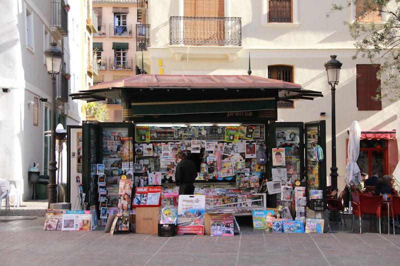 Kiosk Valencia