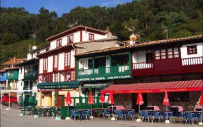 Nathalie tipt: Vissersdorp Tazones in Asturië