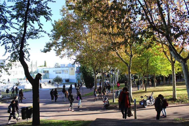 Universiteit Madrid Spanje