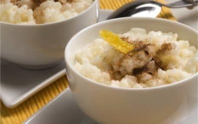 Spaans recept: arroz con leche