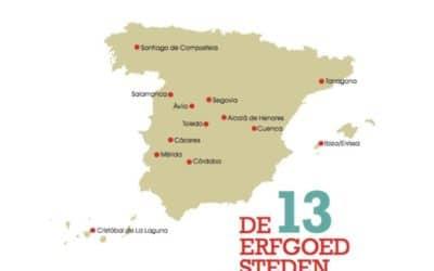 El orgullo de España, Ciudades PatrimonIo de la Humanidad