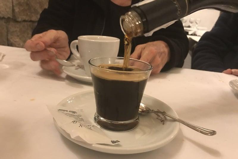 koffie carajillo likeur