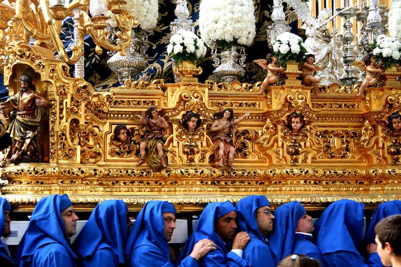 Semana Santa: 9 Spaanse steden om de Paasweek mee te maken