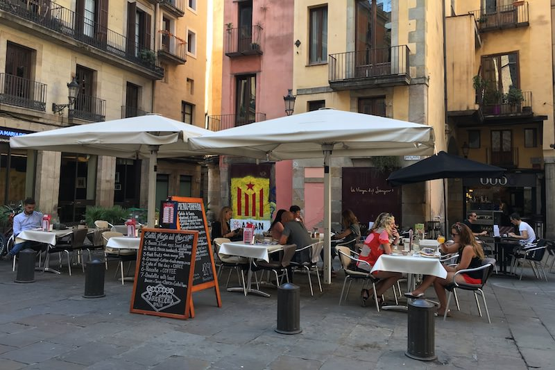 barcelona terras born