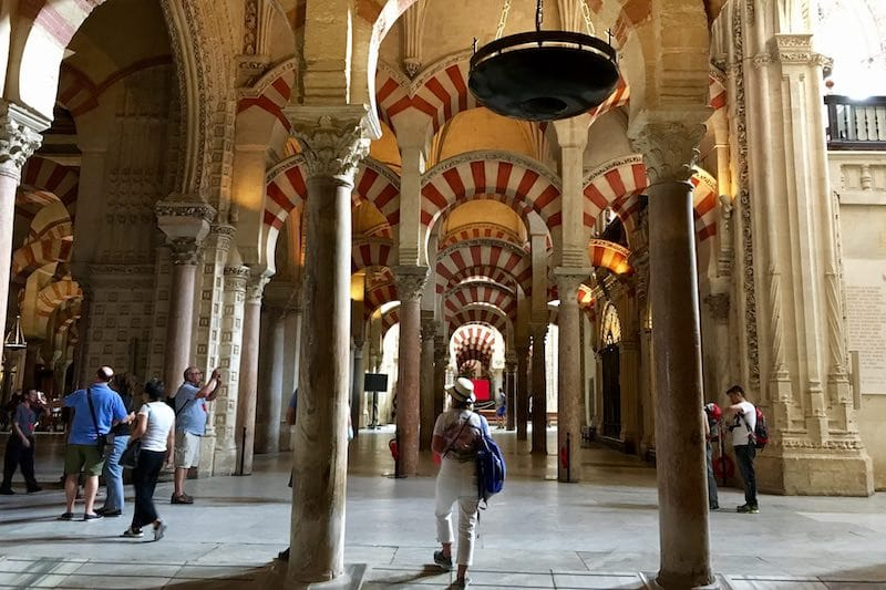 mezquita kathedraal cordoba