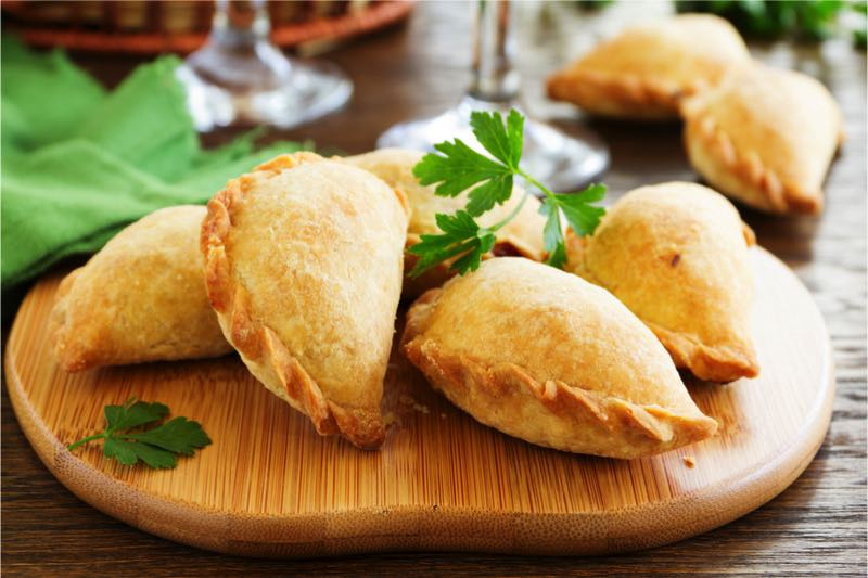 empanada uit galicie