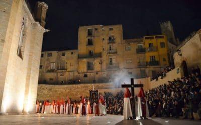 Petra tipt: oorverdovende stilteprocessie in Tortosa