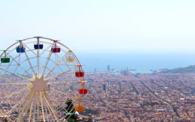19 x Barcelona met kinderen