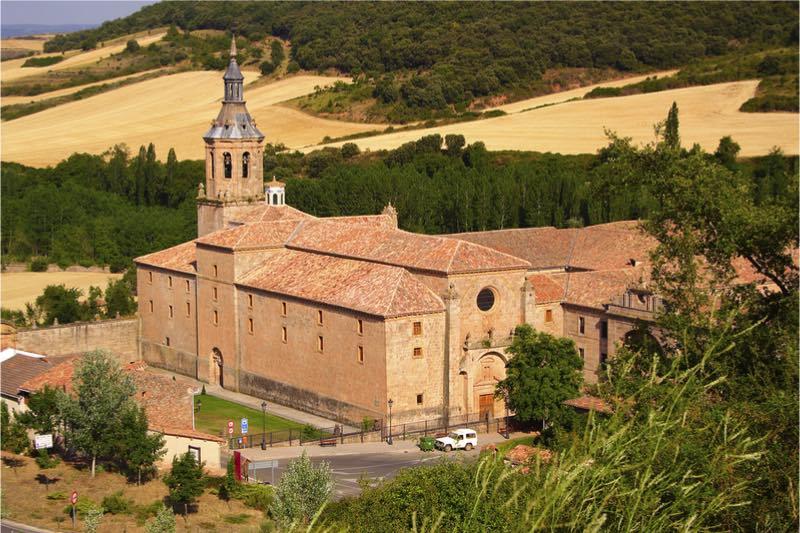 Unesco klooster van san millán yuso