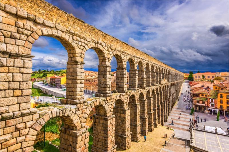 Unesco aquaduct aldaar