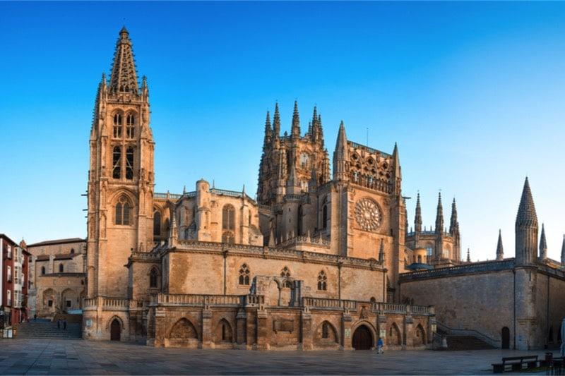 Unesco kathedraal van burgos